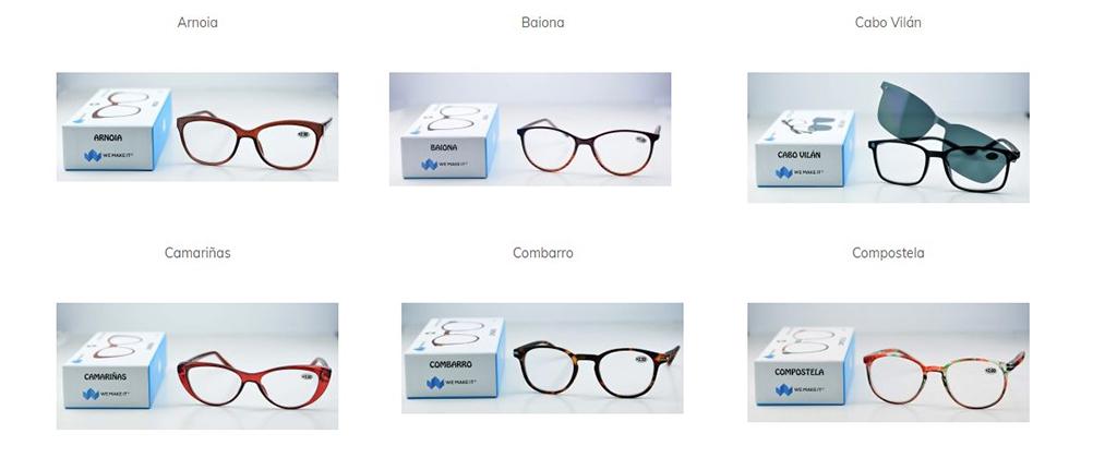Gafas para la fatiga visual y la vista cansada