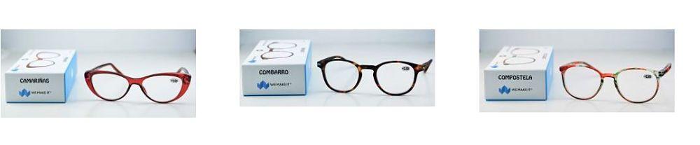 Gafas de presbicia para mujer de farmacia
